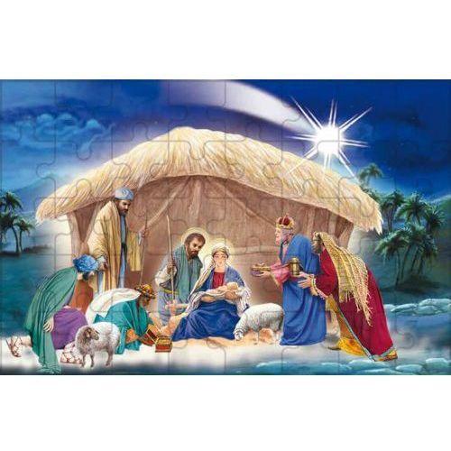 Puzzle religijne na Boże Narodzenie, URK071