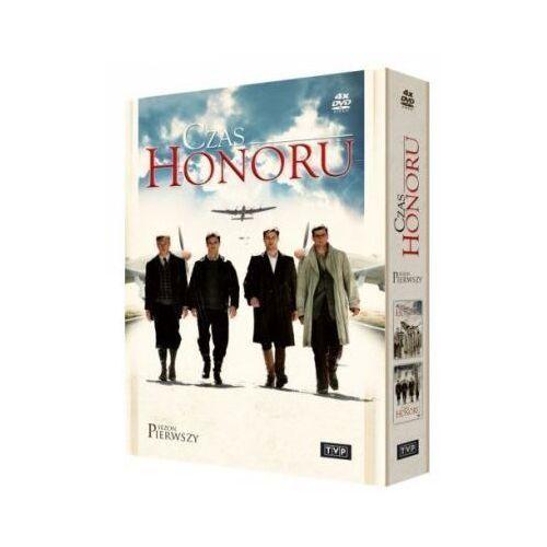 Czas honoru (sezon 1, 4 DVD) (5902600066309)