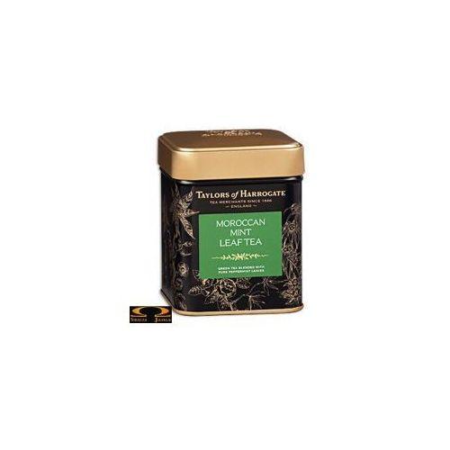 Herbata zielona liściasta moroccan mint 125g marki Taylors of harrogate