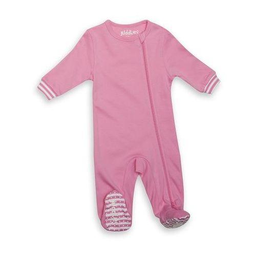 pajacyk sachet pink solid 3-6m marki Juddlies