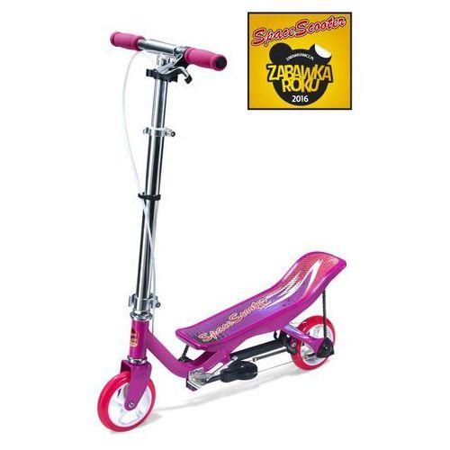 Ditro Deportivo, Hulajnoga, Space Scooter Junior X360, różowa - produkt dostępny w Smyk