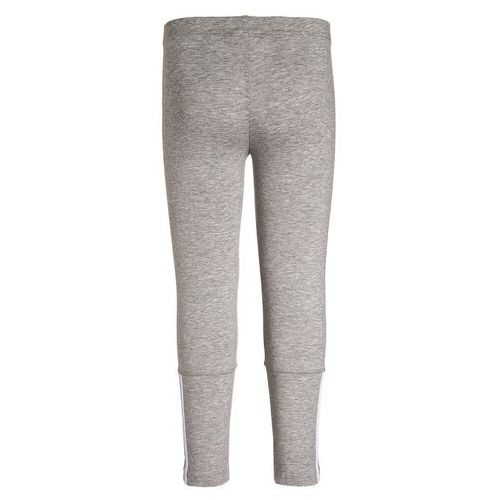 adidas Performance ESSENTIALS Legginsy medium grey heather - sprawdź w Zalando.pl