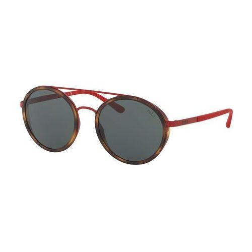 Okulary słoneczne ph3103 color-blocking 931571 marki Polo ralph lauren