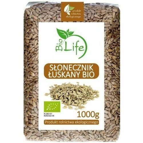 Słonecznik Łuskany 1kg - BioLife (5901785342093)