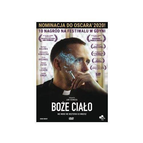 Boże Ciało - film DVD