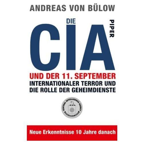 Die CIA und der 11.September (9783492272513)