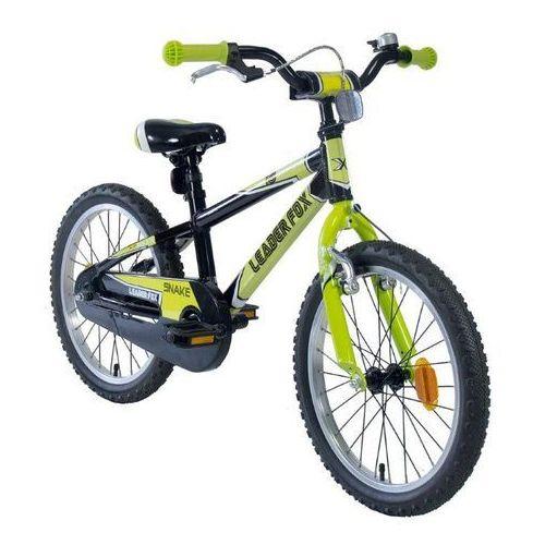 Leader Fox Snake Boy, dziecięcy rower