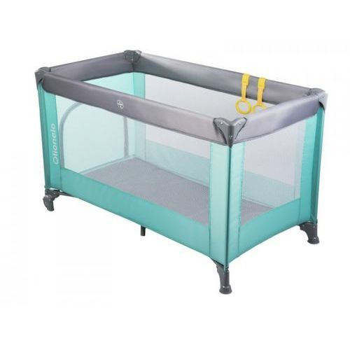 łóżeczko turystyczne suzie turquoise marki Lionelo