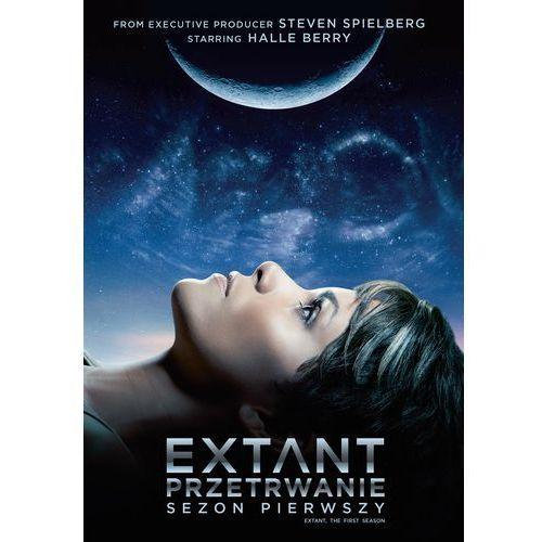 Imperial cinepix Extant: przetrwanie, sezon 1 (dvd) - allen coulter darmowa dostawa kiosk ruchu (5903570157783)