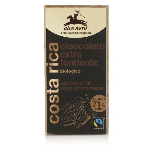 Alce nero : czekolada gorzka bio - 100 g