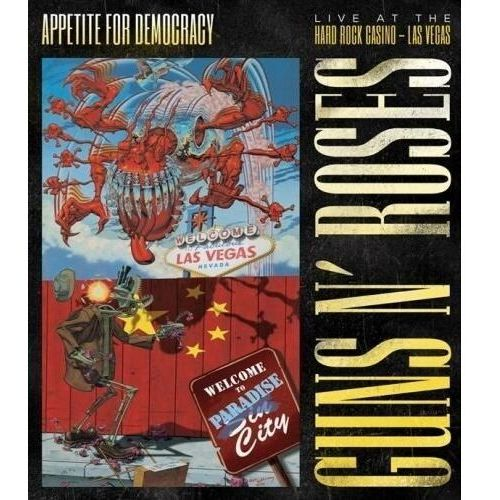 Appetite For Democracy: Live At The Hard Rock Casino - Las Vegas