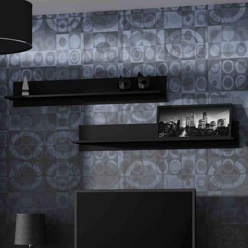 SOHO półka wisząca - czarny - sprawdź w Meble Pumo