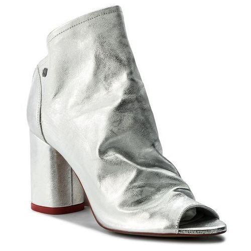 Sandały BADURA - 7791-69 Srebrny 433, 36-40