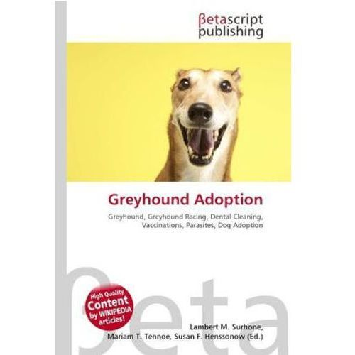 Greyhound Adoption (9786131340758)