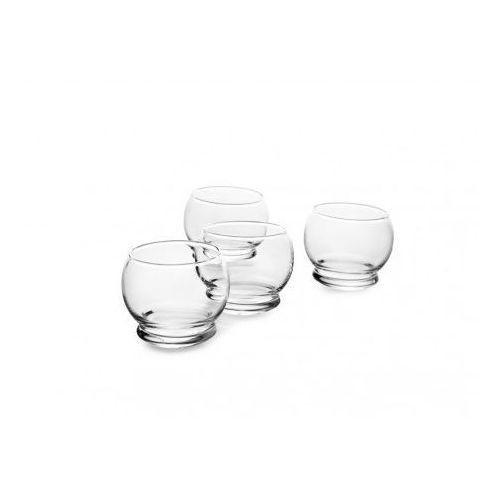 Szklanki Rocking Glass 4 szt., marki Normann Copenhagen do zakupu w whitehousedesign.pl