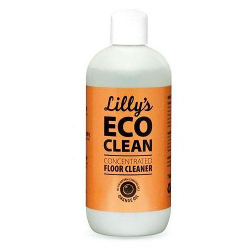 Skoncentrowany płyn do mycia podłóg z olejkiem pomarańczowym, marki Lilys eco clean