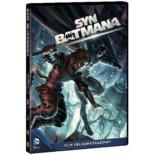 Ethan spaulding Batman dcu: syn batmana [dvd]