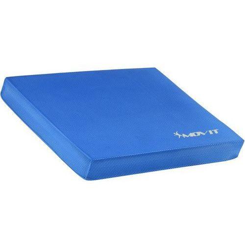 Niebieska mata platforma podkładka do ćwiczeń równoważnych - niebieski marki Movit ®