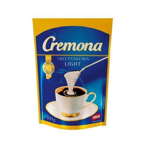 Cremona 200g śmietankowa light zabielacz do kawy i herbaty