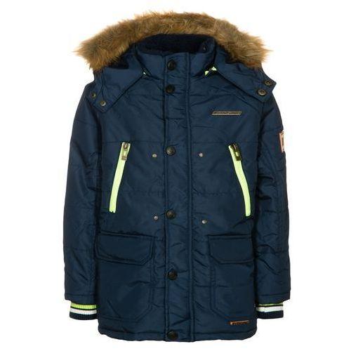 Vingino TADEUSZ Kurtka zimowa dark blue - produkt z kategorii- kurtki dla dzieci