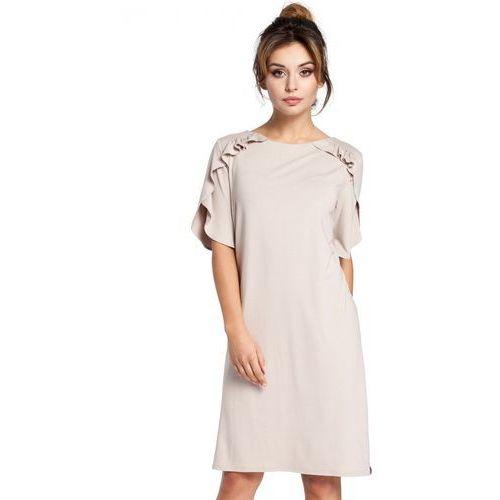 B035 sukienka żowa, Be
