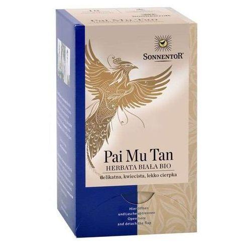 Sonnentor Pai mu tan herbata biała bio 18x1 g (9004145022270)
