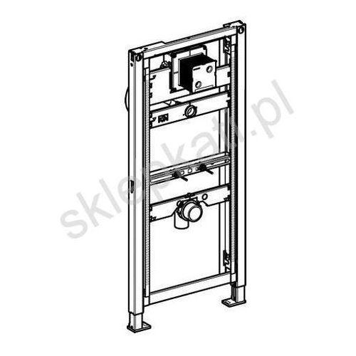 Geberit Duofix - element montażowy do pisuaru uniwersalny, dla armatury podtynkowej, H112-130 111.616.00.1 - produkt z kategorii- Stelaże i zestawy podtynkowe