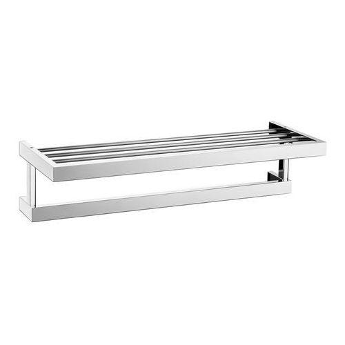 Półka łazienkowa Zack Linea połysk 15x61x23 cm - sprawdź w All4home
