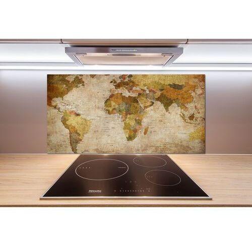 Panel do kuchni Mapa polityczna