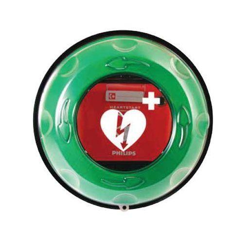 Wzmocniona kapsuła rotaid solid plus z alarmem na defibrylator marki Philips