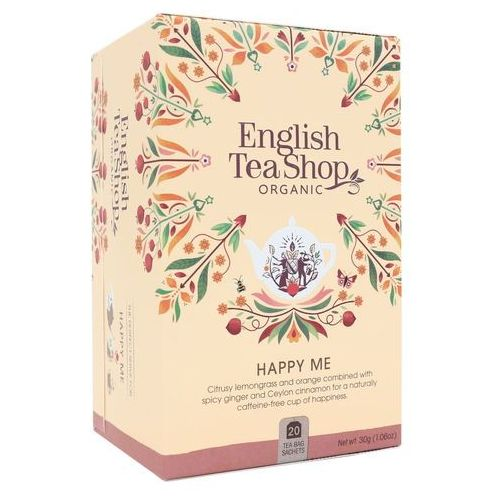 English tea sho Herbatka happy me 20x1,5g bio 30 g p