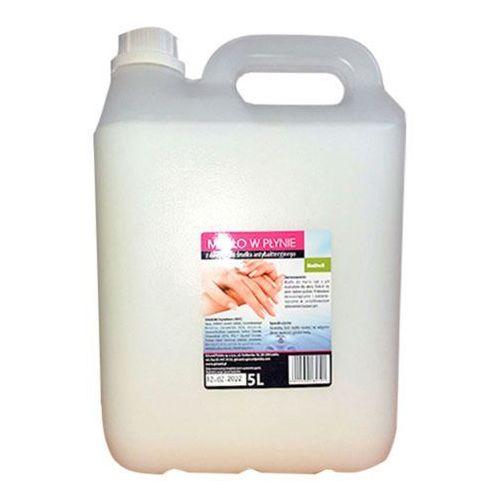 Bedes 5l - mydło w płynie z dodatkiem środka antybakteryjnego marki Gricard