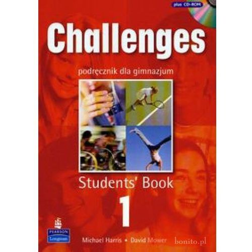 Challenges 1 Students' Book + CD, Michael Harris, David Mower