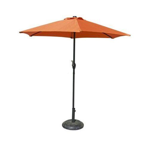 Rojaplast parasol ogrodowy xt06u ø230cm - pomarańczowy