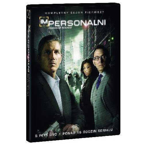 Impersonalni, sezon 1 (DVD) - Różni DARMOWA DOSTAWA KIOSK RUCHU (7321909322707)