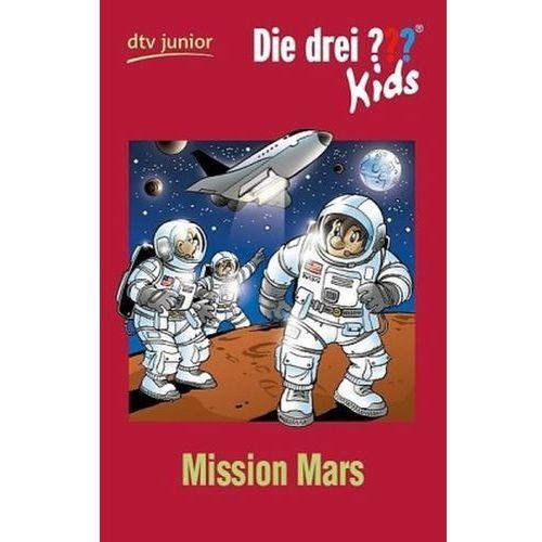 Die drei Fragezeichen-Kids - Mission Mars (9783423715553)