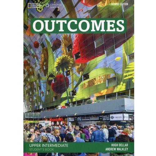 OUTCOMES UPPER-INTERNEDIATE 2ED STUDENT'S BOOK+ CLASS DVD*natychmiastowawysyłkaod3,99 (9781305651906)