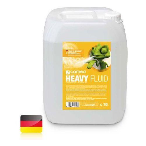 Cameo heavy fluid 10l-płyn do wytwarzania mgły o dużej gęstości i bardzo długiej trwałości