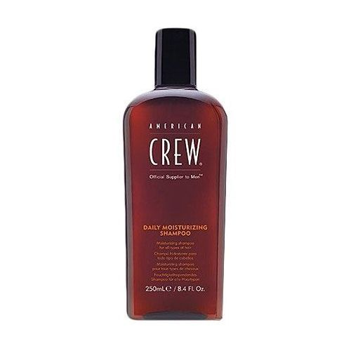 daily moisturizing szampon nawilżający do codziennego stosowania dla panów 250ml marki American crew