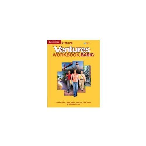 Ventures Basic. Ćwiczenia + CD (9781107691087)