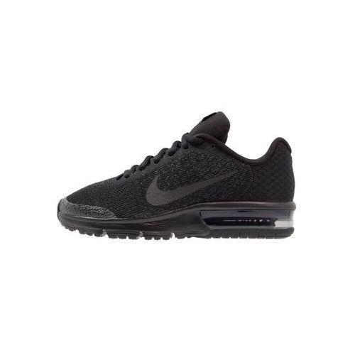 BUTY AIR MAX SEQUENT 2 (GS), kolor czarny
