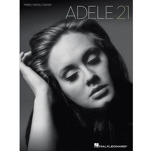 PWM ADELE 21 ALBUM SONGBOOK