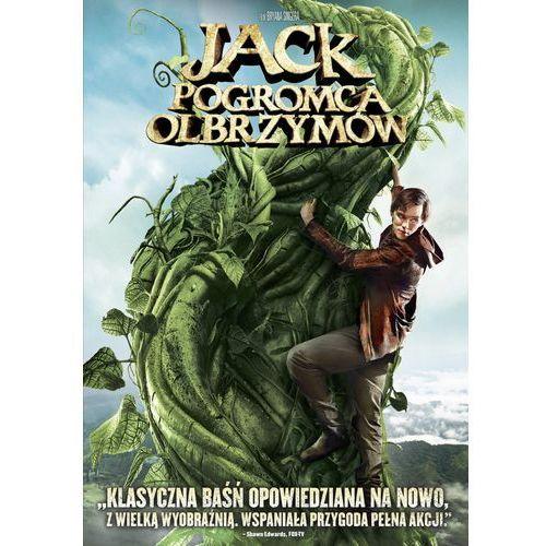 Jack pogromca olbrzymów (dvd) - bryan singer darmowa dostawa kiosk ruchu marki Galapagos films