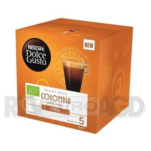 Nescafe Kawa dolce gusto caffe lungo colombia 12 szt. (7613036385909)