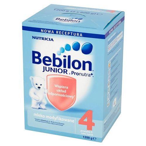 BEBILON 1200g Junior 4 z Pronutra Mleko modyfikowane powyżej 2 roku, Bebilon