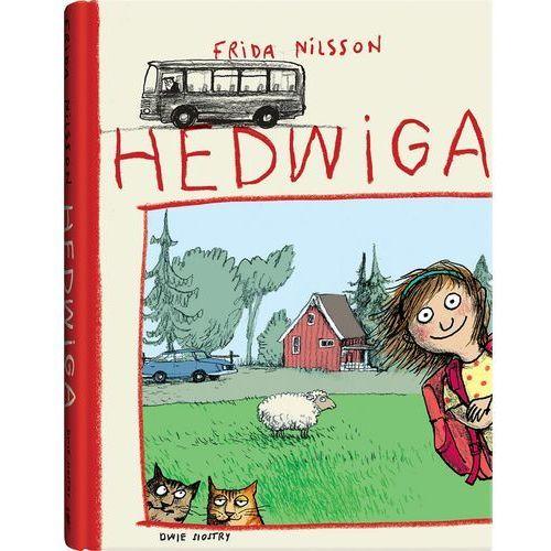 Hedwiga - Anke Kuhl. DARMOWA DOSTAWA DO KIOSKU RUCHU OD 24,99ZŁ (164 str.)
