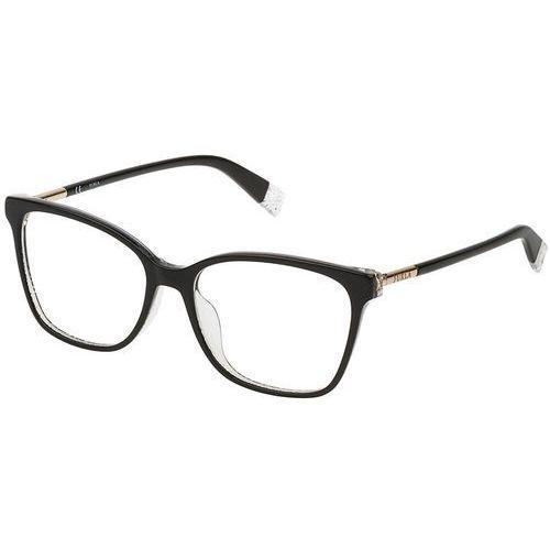 Okulary vfu 248 09g5 marki Furla