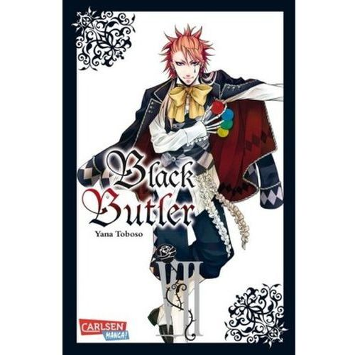 Black Butler. Bd.7 (9783551753090)