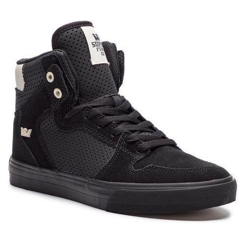 Sneakersy SUPRA - Vaider 08206-029-M Black/Off White/Black
