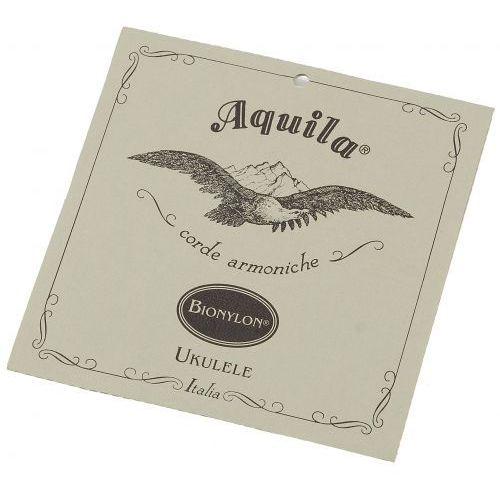Aquila AQ 58U struny do ukulele sopranowego G-C-A-E (struna g owijana)